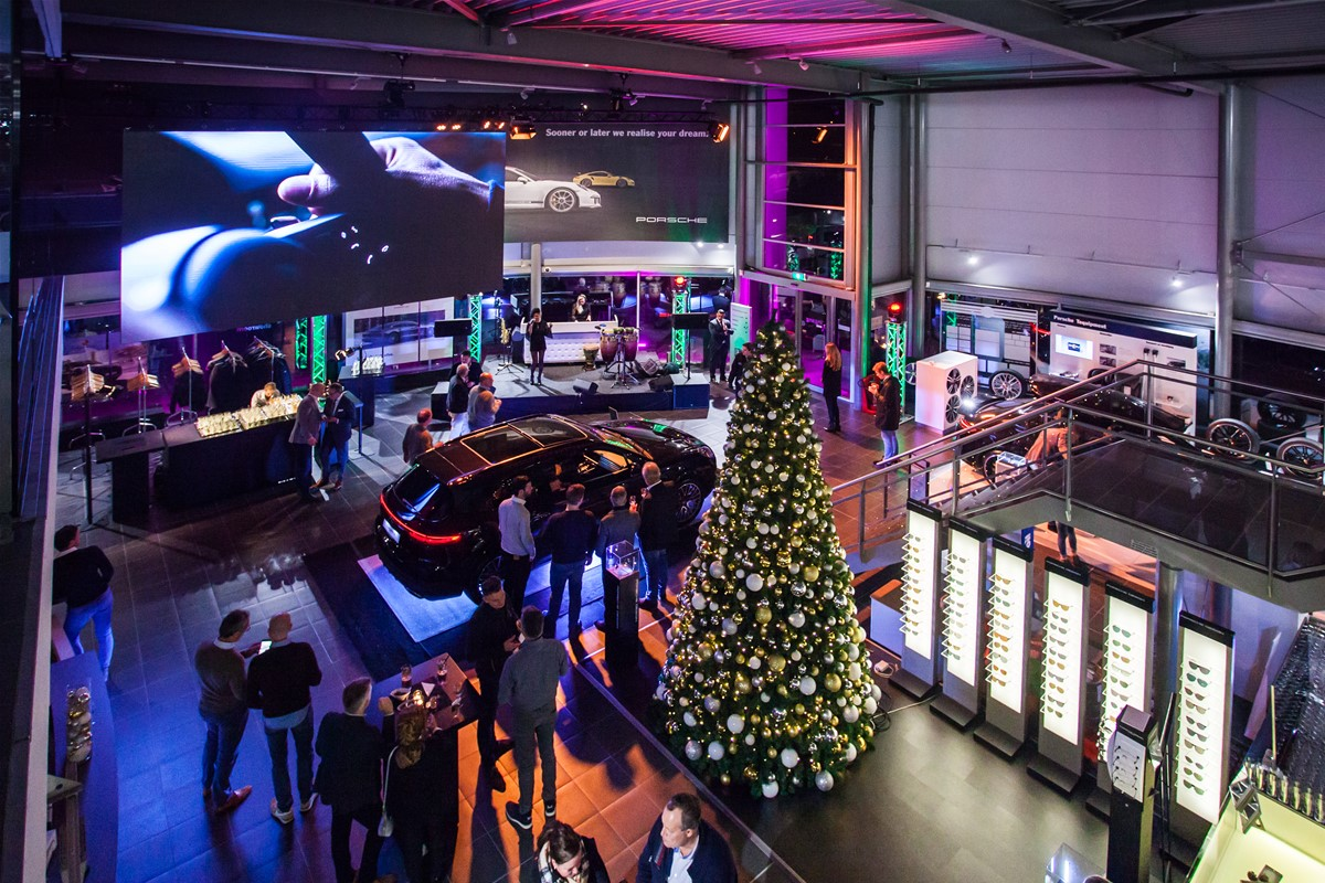 Showcase-Porsche-LaVie-Catering